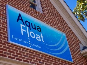 AquaFloat Flotation Center